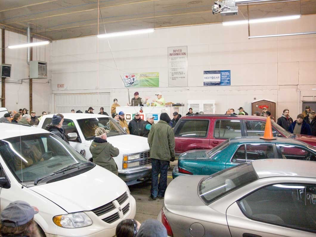 Northland Auto Auction and Storage
