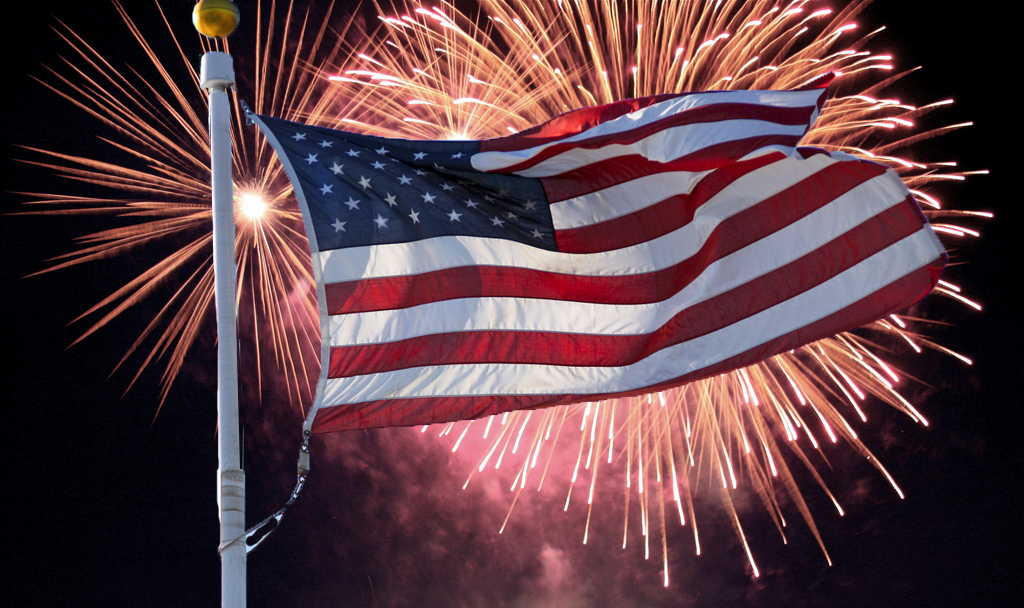 Happy 4th of July to all our friends and customers!    from Carbondale Self Storage!