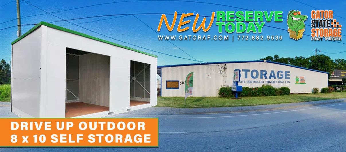 Gator State Storage Fort Pierce Outdoor Self Storage