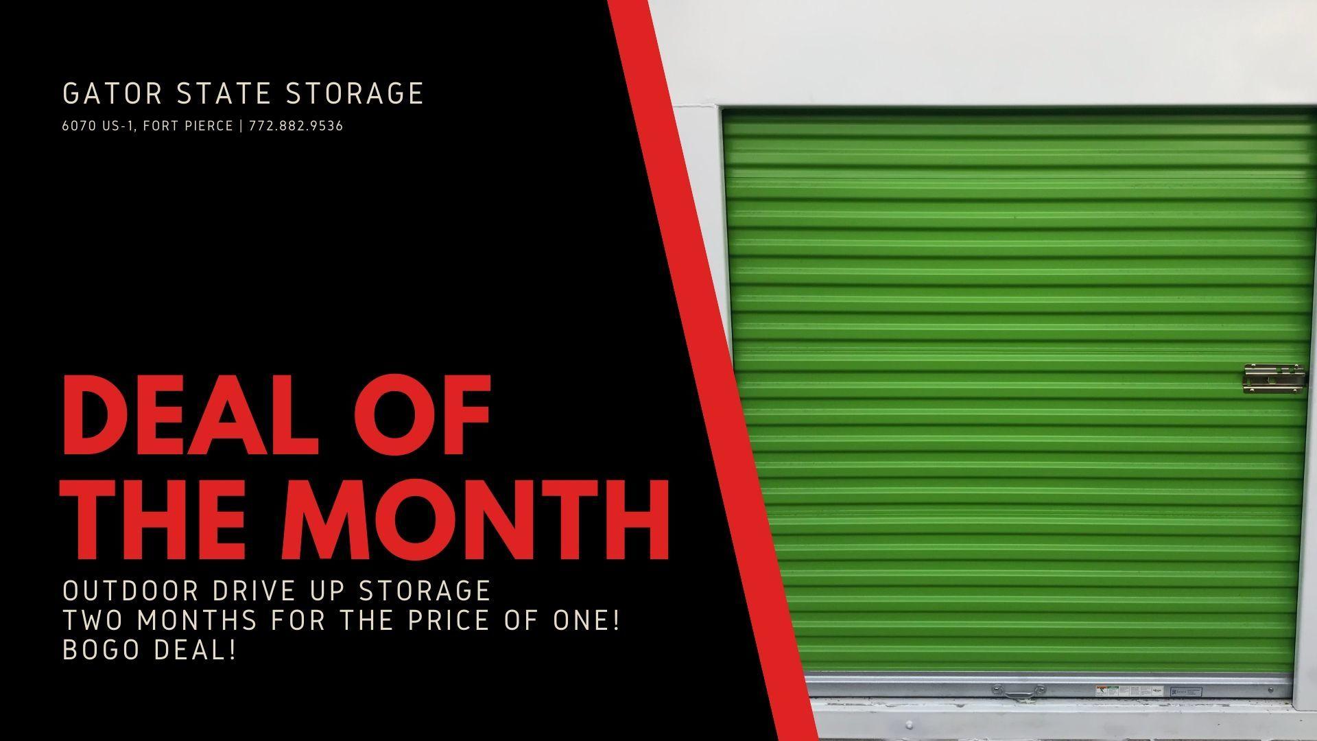 gator state storage fort pierce self storage