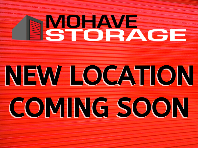 New Secure Storage Unit Facility Coming Soon Bullhead Fort Mohave Kingman Topock