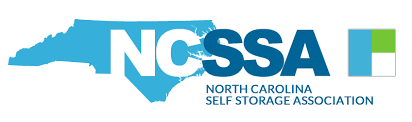 logo that indicates the are a member of the North Carolina Self Storage Association