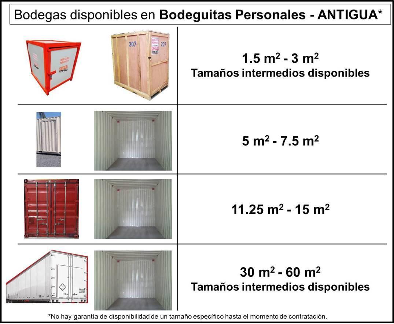Bodega, Mini Bodega, Personal, Mudanza