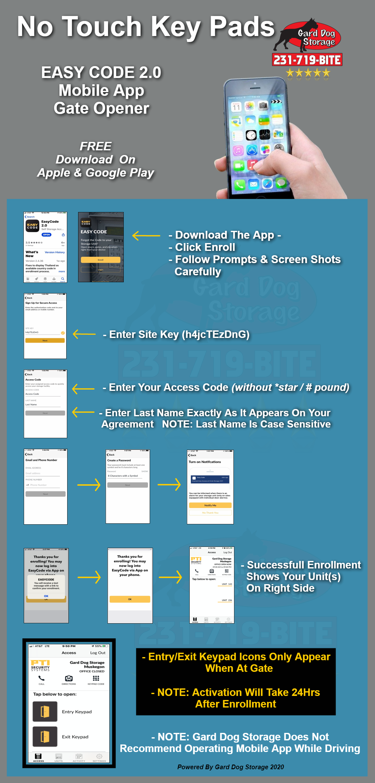 GDS Mobile App Download Steps