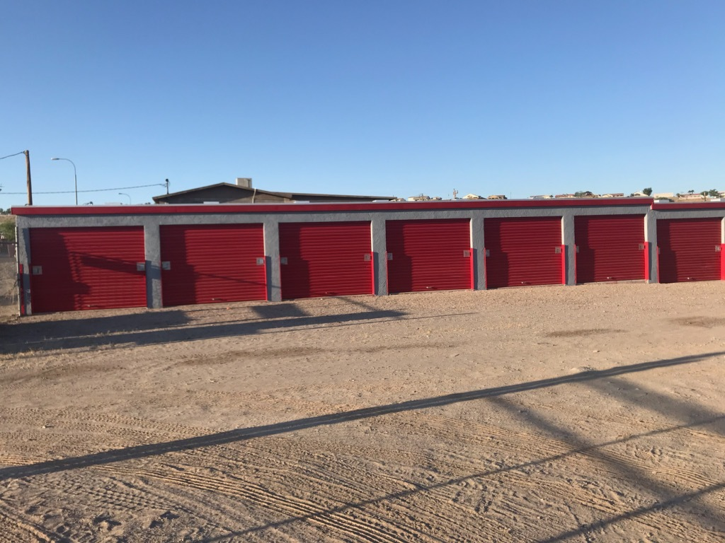 Interstate Place Storage Unit Bullhead City AZ
