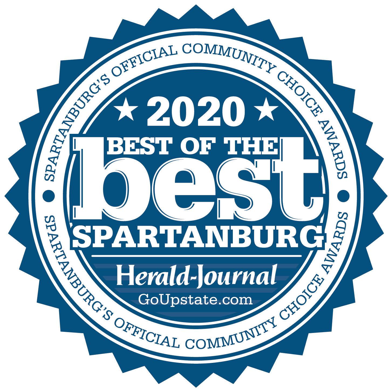 Best 2020 Storage Facility in Spartanburg