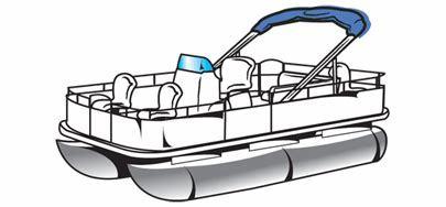 Pontoon Boat Storage