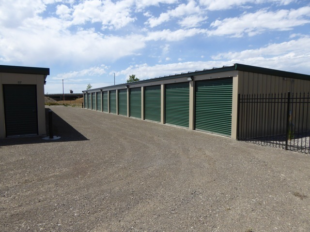 Bighorn Storage Storage Facility Units In Billings Mt
