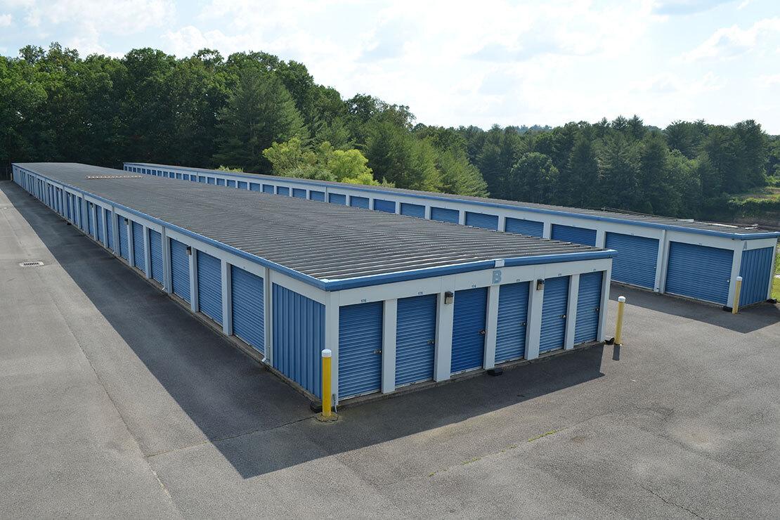 Gray Fox Storage Units Near Beckley WV
