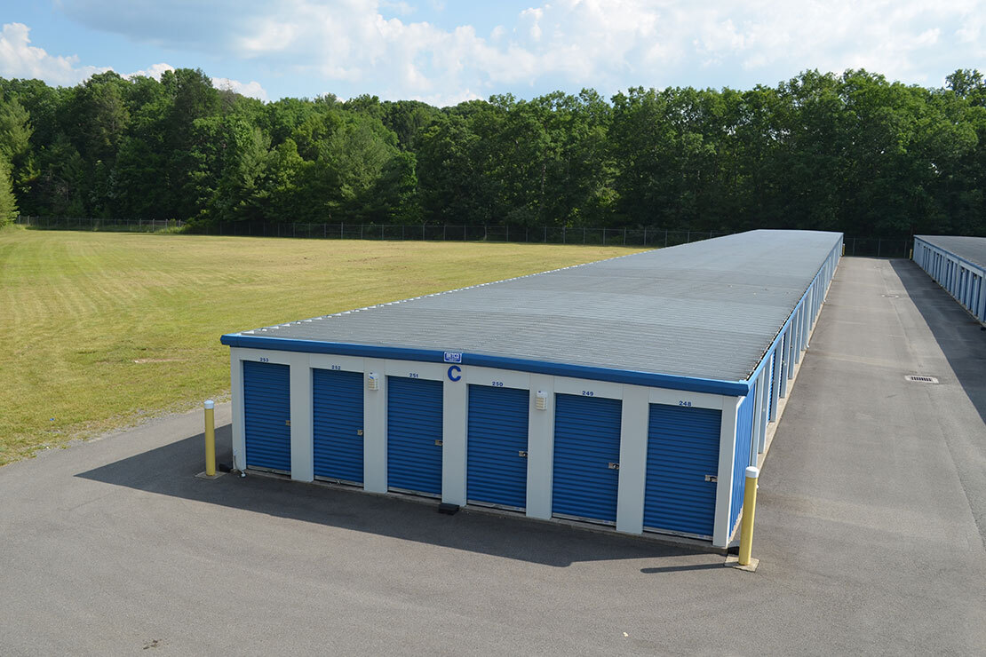 Gray Fox Storage Units Near Beckley WV