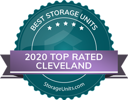 Named on of the  top storage sites in Cleveland