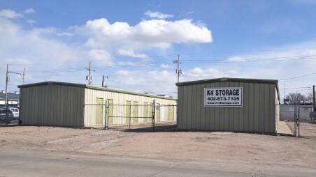 K4 Storage - Grand Island West 3rd