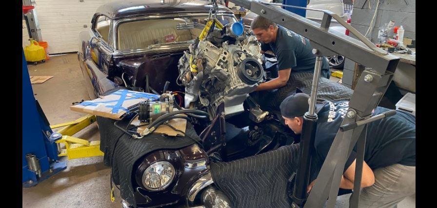 Buick Engine Swap