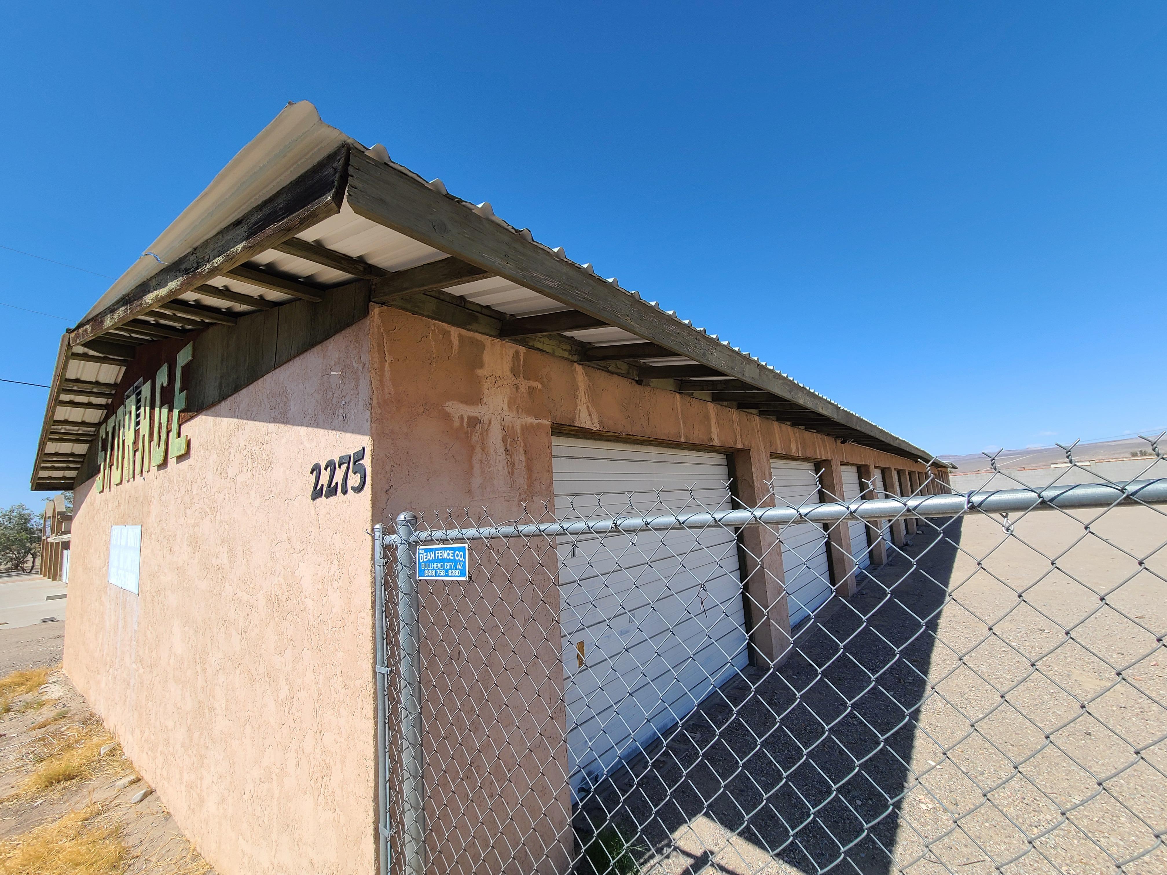 Kaibab Bullhead city Mohave Storage