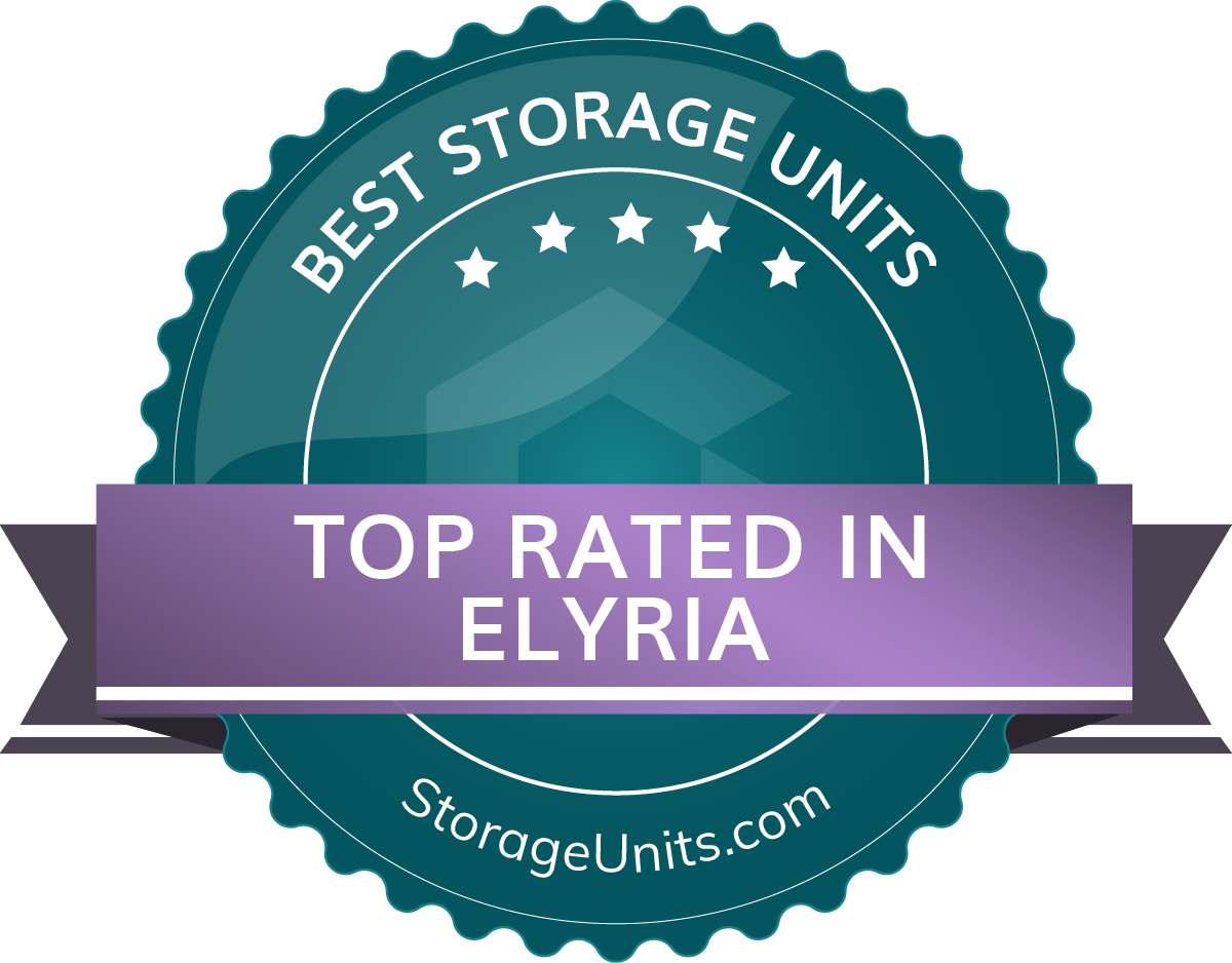 Elyria Storage voted one of the best storage facilities in the Elyria, OH area.