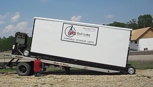 Gull Lake Portable Storage Unts