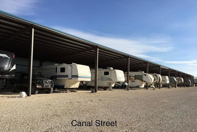 Southwest Rv Amp Trailer Park Canal St Rv Storage