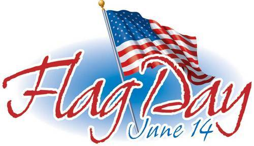 Happy Flag Day!   Long may she wave! (from Carbondale Self Storage!)