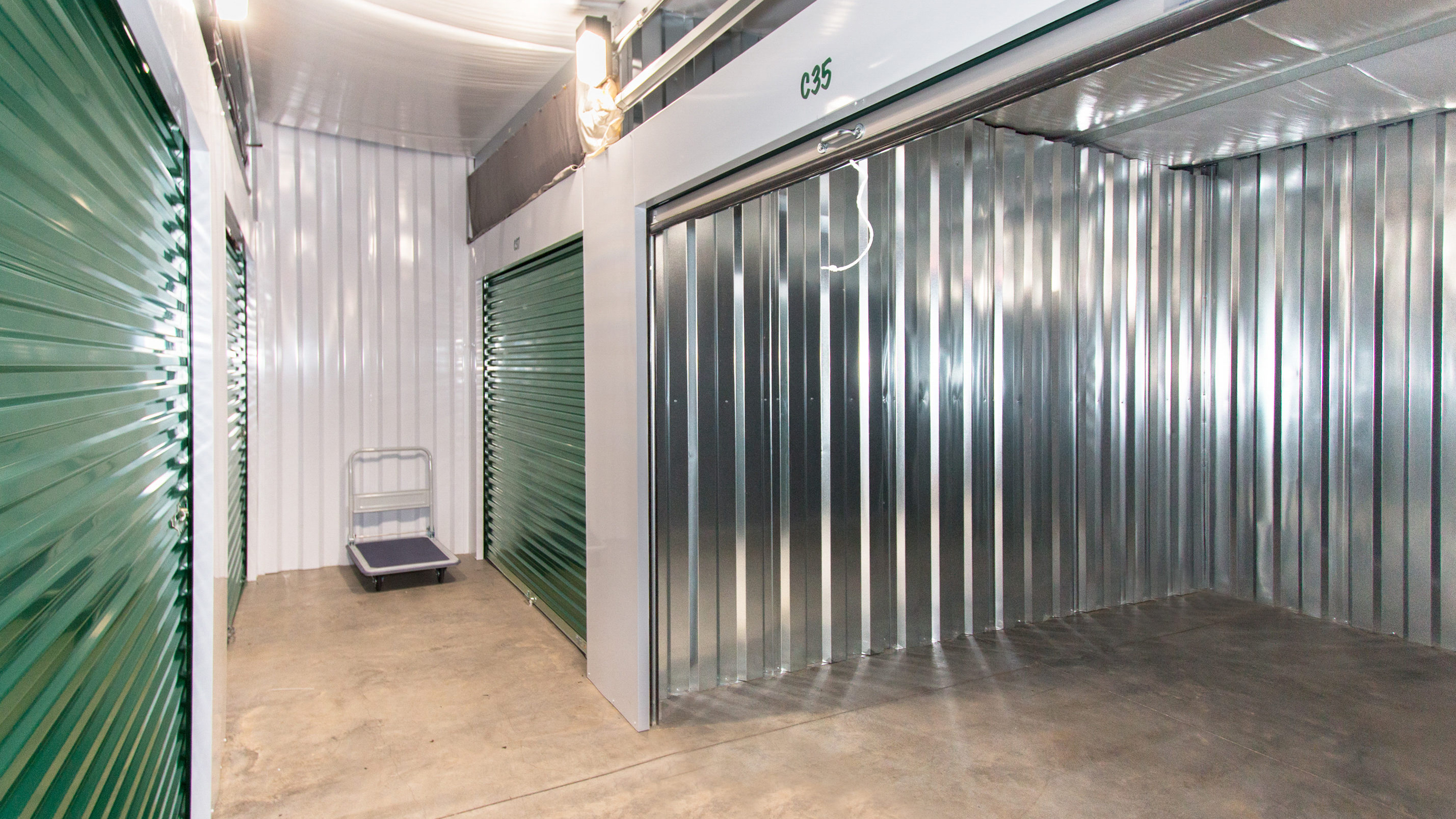 Istore Rent Self Storage Facility In Weaverville Nc